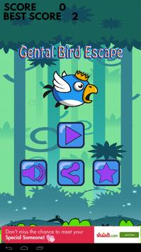 gental Bird Escape apk screenshot
