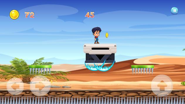 hamidou in desert apk screenshot