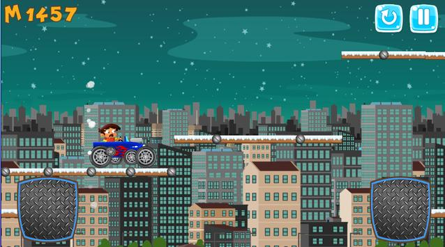 Super Hamidou Racing Car apk screenshot
