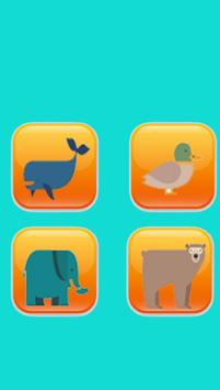 learn animal names in french screenshot 2