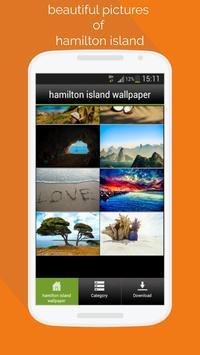 Hamilton Island Australia poster