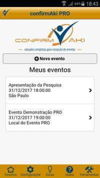 ConfirmAki PRO apk screenshot