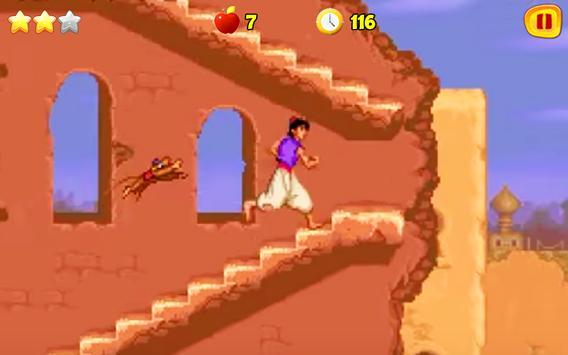 Adventure Aladin: Desert Escape poster