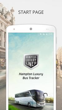 Hampton Bus poster