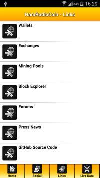 HamRadioCoin - News apk screenshot
