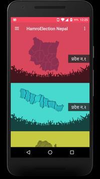 HamroElection Nepal screenshot 1