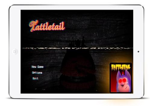 Tattletail Horror Game poster