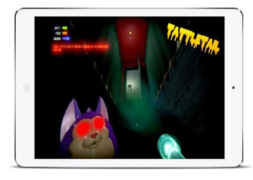 Tattletail Horror Game apk screenshot