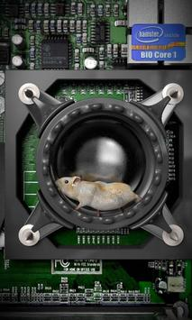 Hamster cpu lwp Free apk screenshot