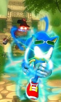 Ultimate Sonic Temple Escape poster