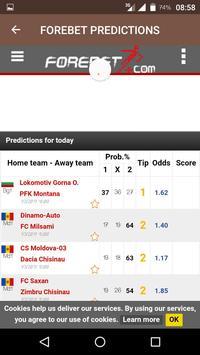 Best Betting Predictions apk screenshot