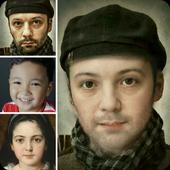 Multi Face Blender icon