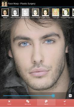 Face Warp - Plastic Surgery screenshot 8