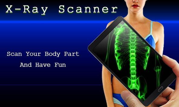 XRay Scanner Prank screenshot 1