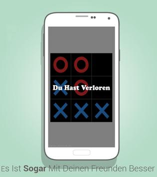 TIC TAC TOE für Kinder Deutsch apk screenshot