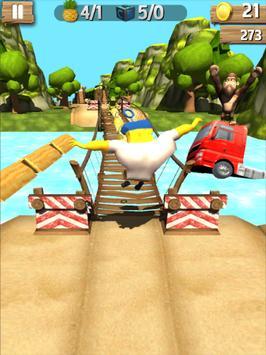 Sponge adventure run : Jungle Games apk screenshot