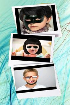 funny face maker kids 2017 apk screenshot
