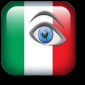 شات عيون ايطالية icon