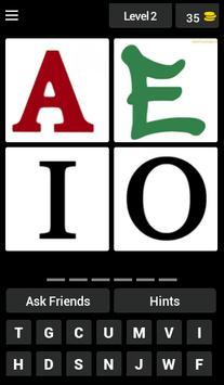 4 Pictures 1 word quiz 2018 screenshot 2