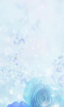 Blue roses wallpapers apk screenshot
