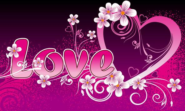 Love wallpapers poster