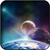 Planets wallpapers icon