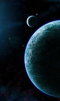 Planets wallpapers poster