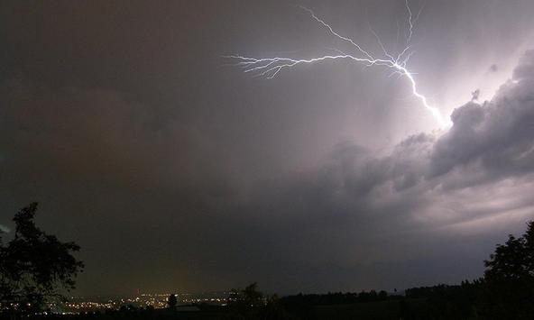 Thunderstorm Wallpapers apk screenshot