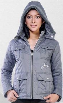 Women's Jacket Design screenshot 16