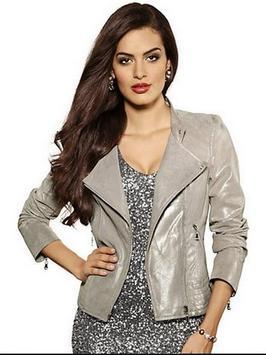 Women's Jacket Design screenshot 7