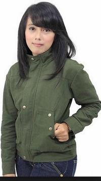 Women's Jacket Design screenshot 9