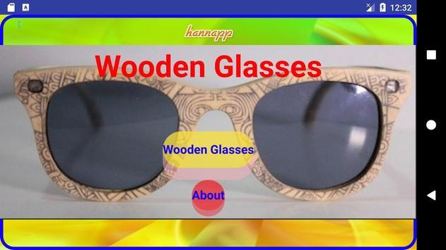 Wooden Glasses screenshot 1