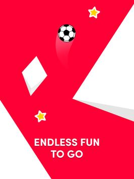 Red Ball Rush – Extreme Fast Reaction Flipper screenshot 7