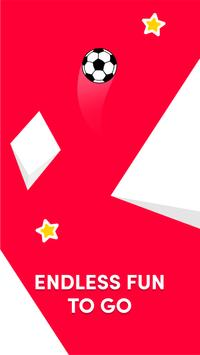 Red Ball Rush – Extreme Fast Reaction Flipper screenshot 2