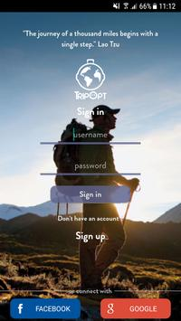 TripOpt - Smart Travel App poster