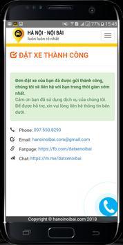 Taxi Nội Bài - Xe đi Nội Bài - Đặt xe Nội Bài screenshot 3