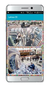 Lukisan Jalan 3D poster
