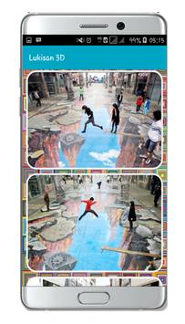 Lukisan Jalan 3D apk screenshot