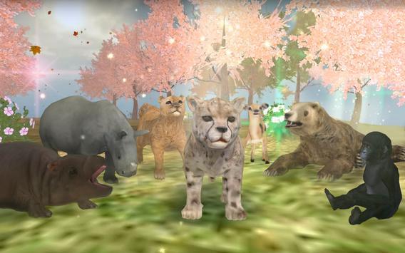 Wild Animals Online(WAO) apk screenshot