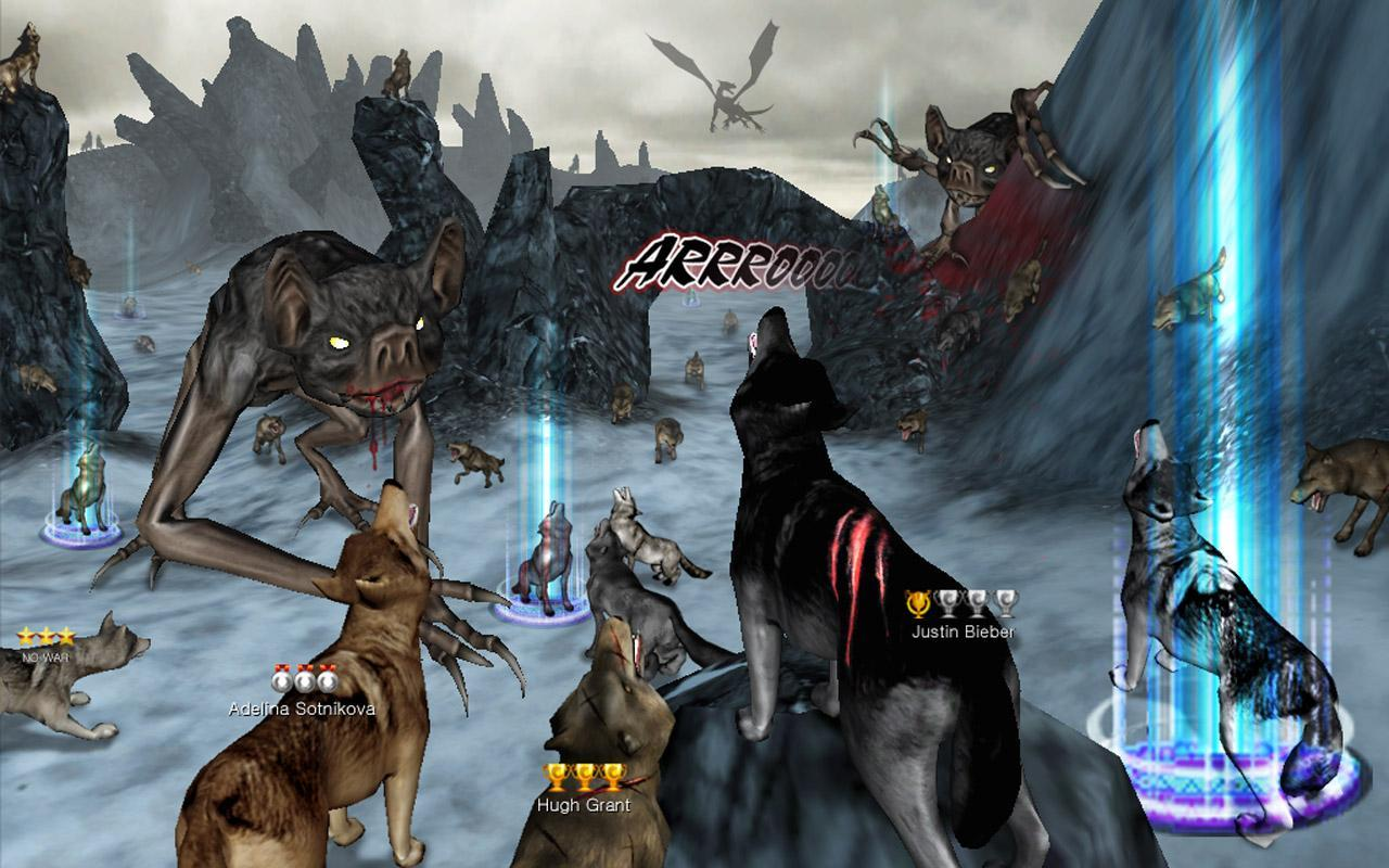 wolf online 1.4.1 apk and data