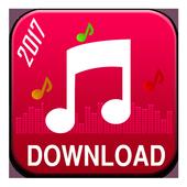 free mp3 downloader music 2017 pro icon