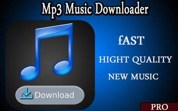 free Mp3 Music downloader pro 2017 poster