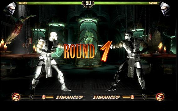 Guide Power Mortal Kombat Game poster