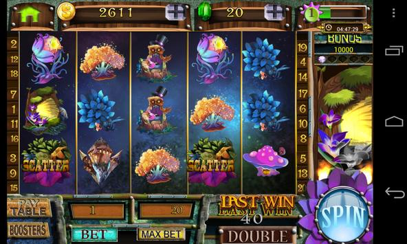 Slots - Magic Forest apk screenshot
