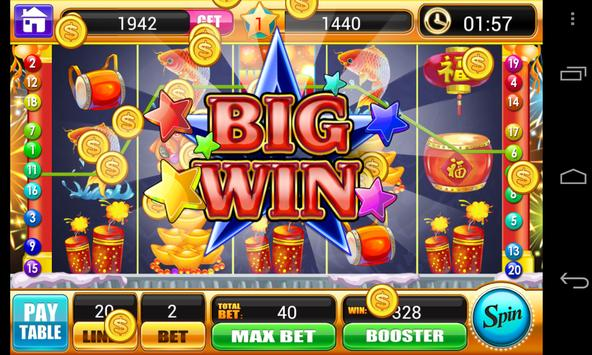 Lunar New Year Slots Machine screenshot 14