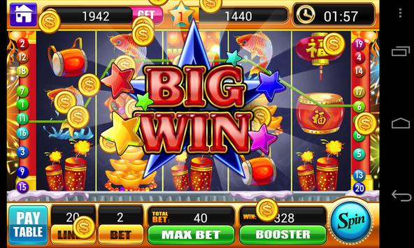 Lunar New Year Slots Machine screenshot 4