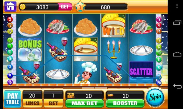 Happy Kitchen Slot Machine screenshot 9