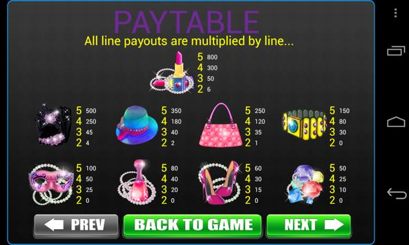 Fashion Slots - Slots Machine apk screenshot