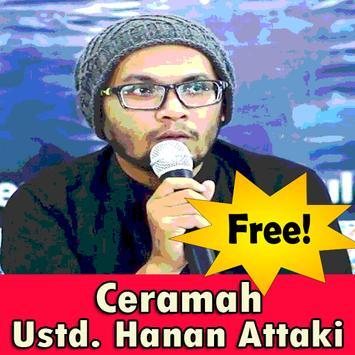 Ceramah Singkat dan Padat Ust Hanan Attaki poster