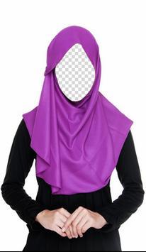 Colorful Hijab Photo Frames screenshot 4